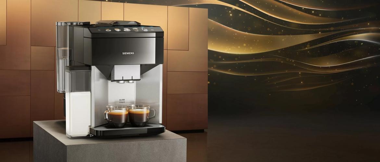 Siemens EQ500: veelzijdige volautomaten voor heerlijke koffie