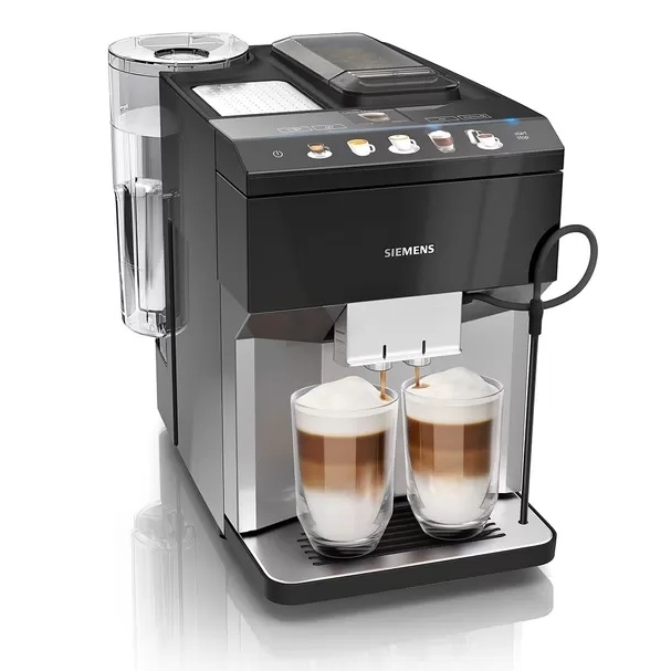 Siemens EQ500 koffiemachine morning haze