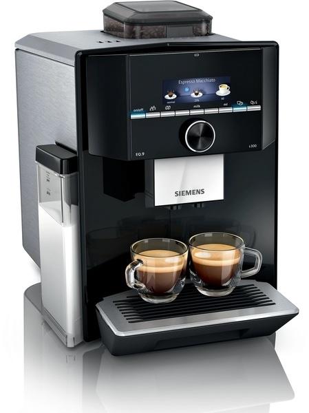 Siemens EQ9 koffiemachine TI923309RW zwart