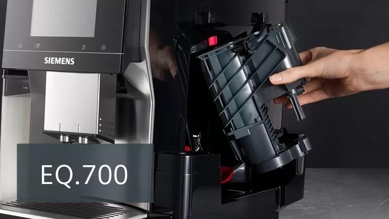 Siemens koffiemachines zetgroep