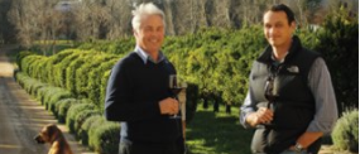 Nieuwe wijn proeven met Kevin Arnold (Waterford Wine Estate)