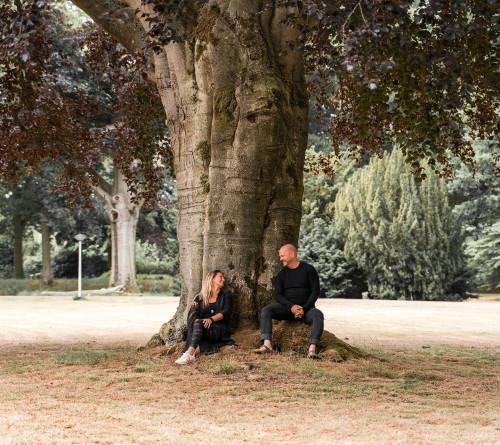 Sacha Steuns en Joris Swinkels van Conscious Academy