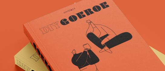 DIY Goeroe vind je bij de stapel zelfhulpboeken, maar dan anders. Met verrassende eenvoud, Hollandse nuchterheid en humor word je uitgedaagd om te kijken naar jezelf, naar je interacties met anderen en naar je team.
