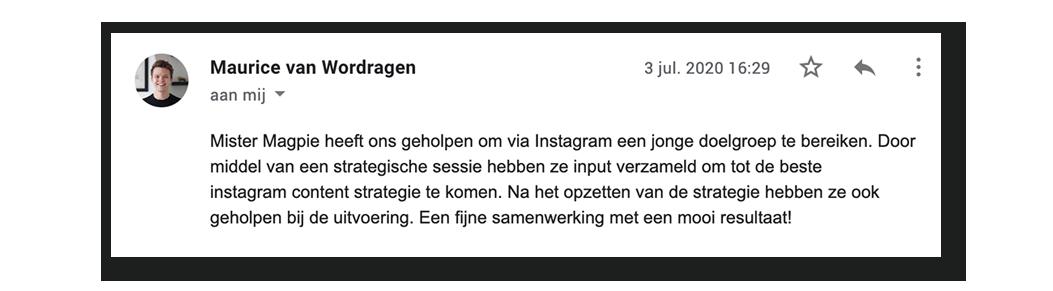 Maurice van Wordragen