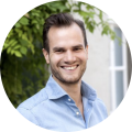 We hielpen Ties Klievink met de strategie rondom de lancering van zijn nieuwe online programma rondom financieën