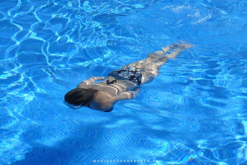 zwemmen-om-af-te-vallen