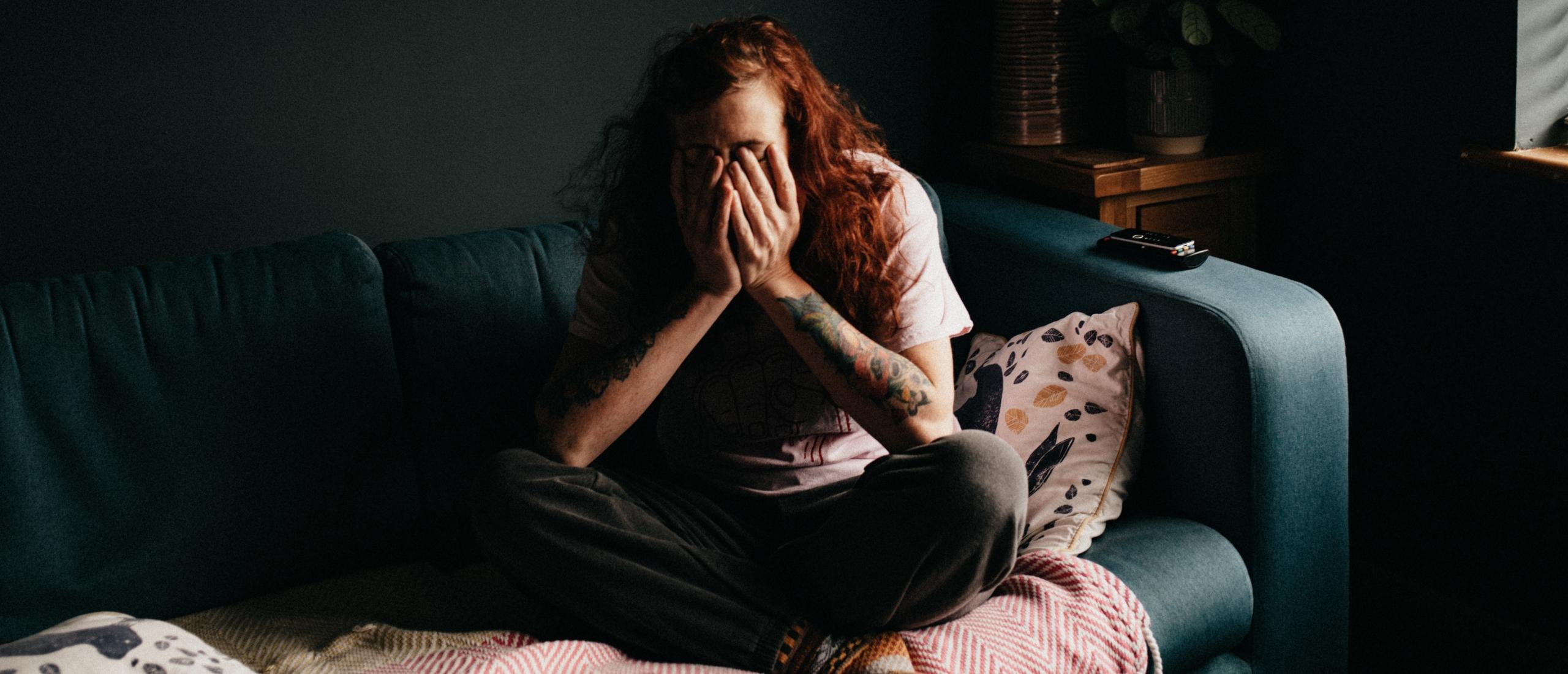 Somber of depressief....