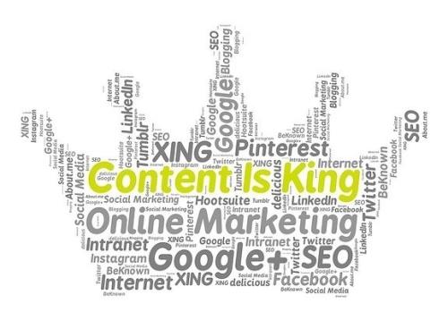 Bloggen uitbesteden hoog in Google