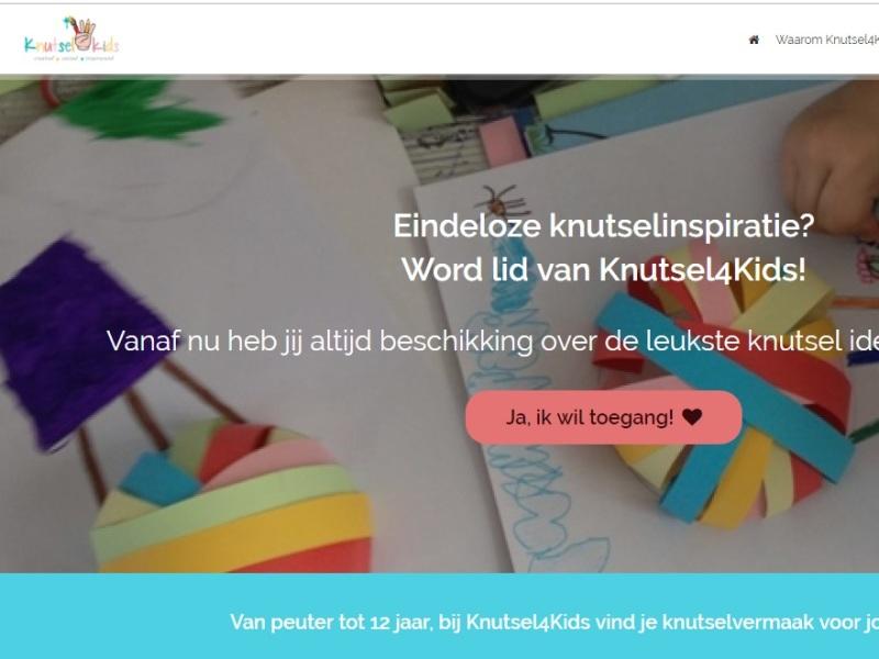 Knutsel4kids.nl