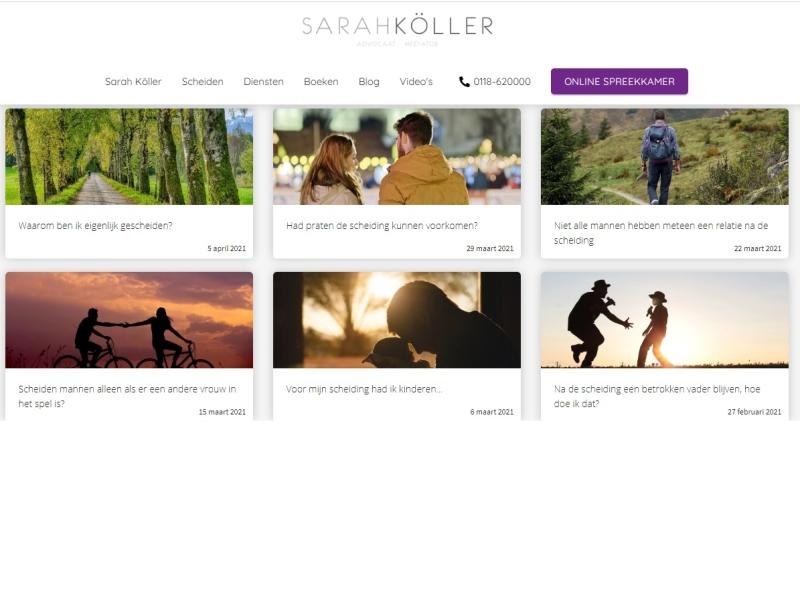 Sarah Koller Blogs