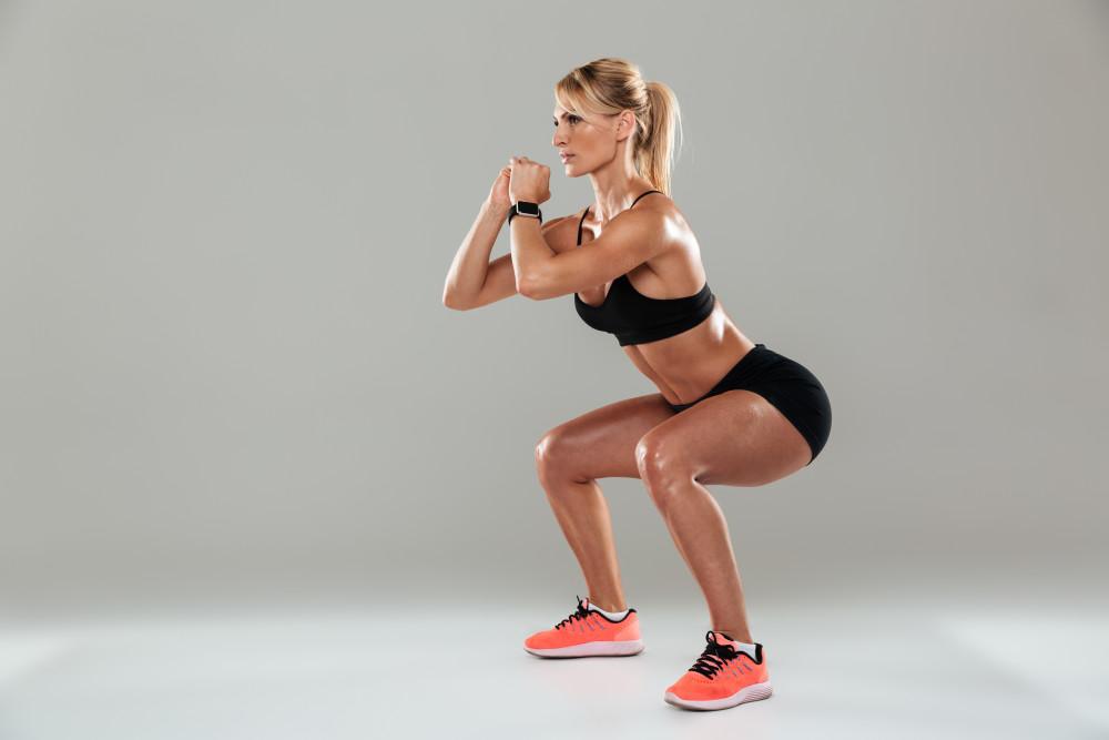 Squat - Motivatieservice