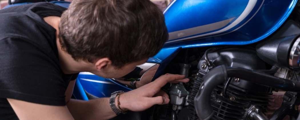 Hoe Je Motor Winterklaar Maken Voor De Stalling?