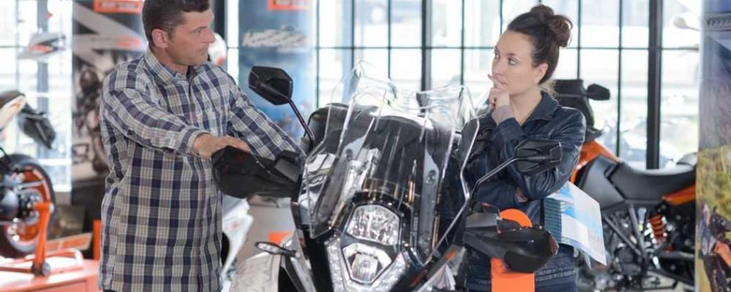 Geld Lenen Voor Aankoop Motorfiets Bij Leenattent