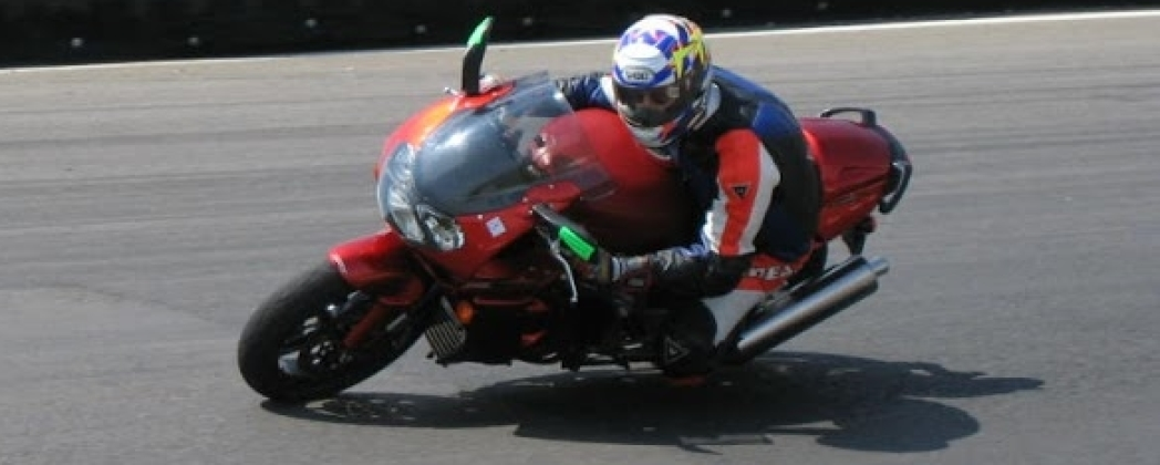 Stuurtechnieken Voor Motorrijders