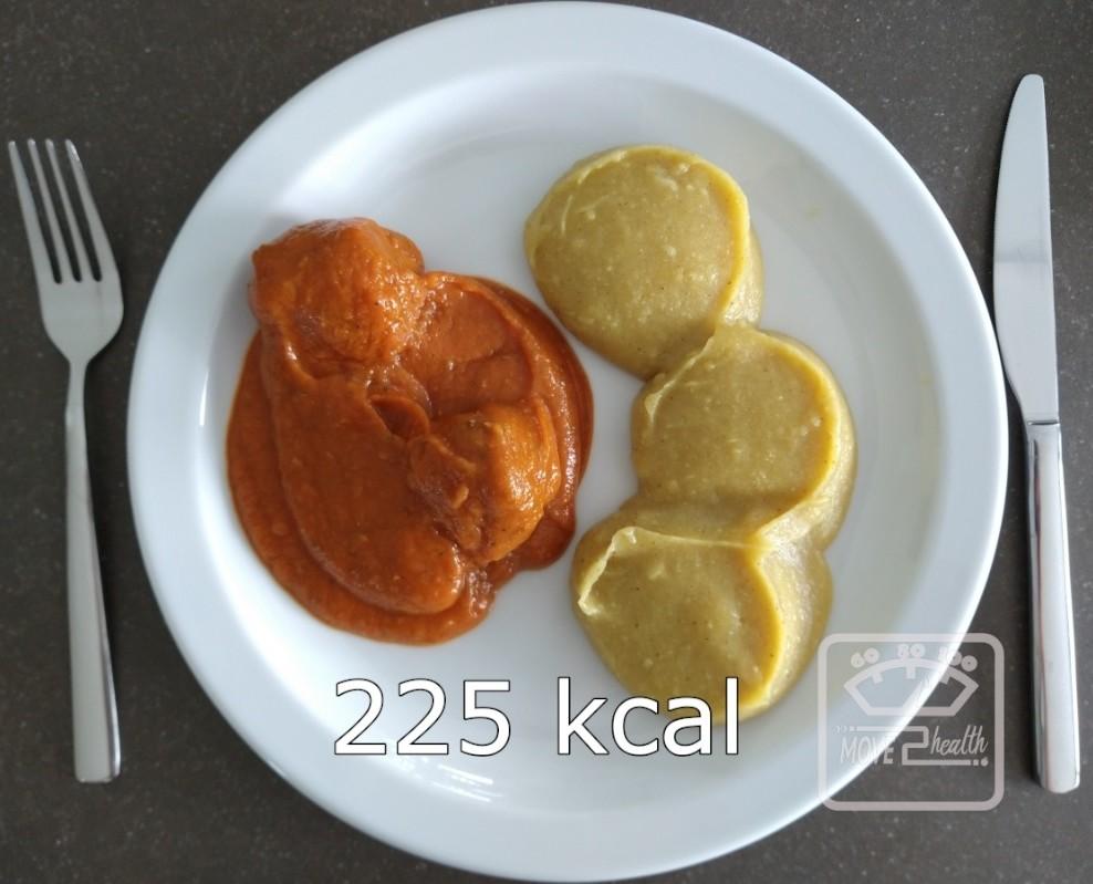 balletjes in tomatensaus met bloemkoolpuree gezond en caloriearm recept 250 kcal