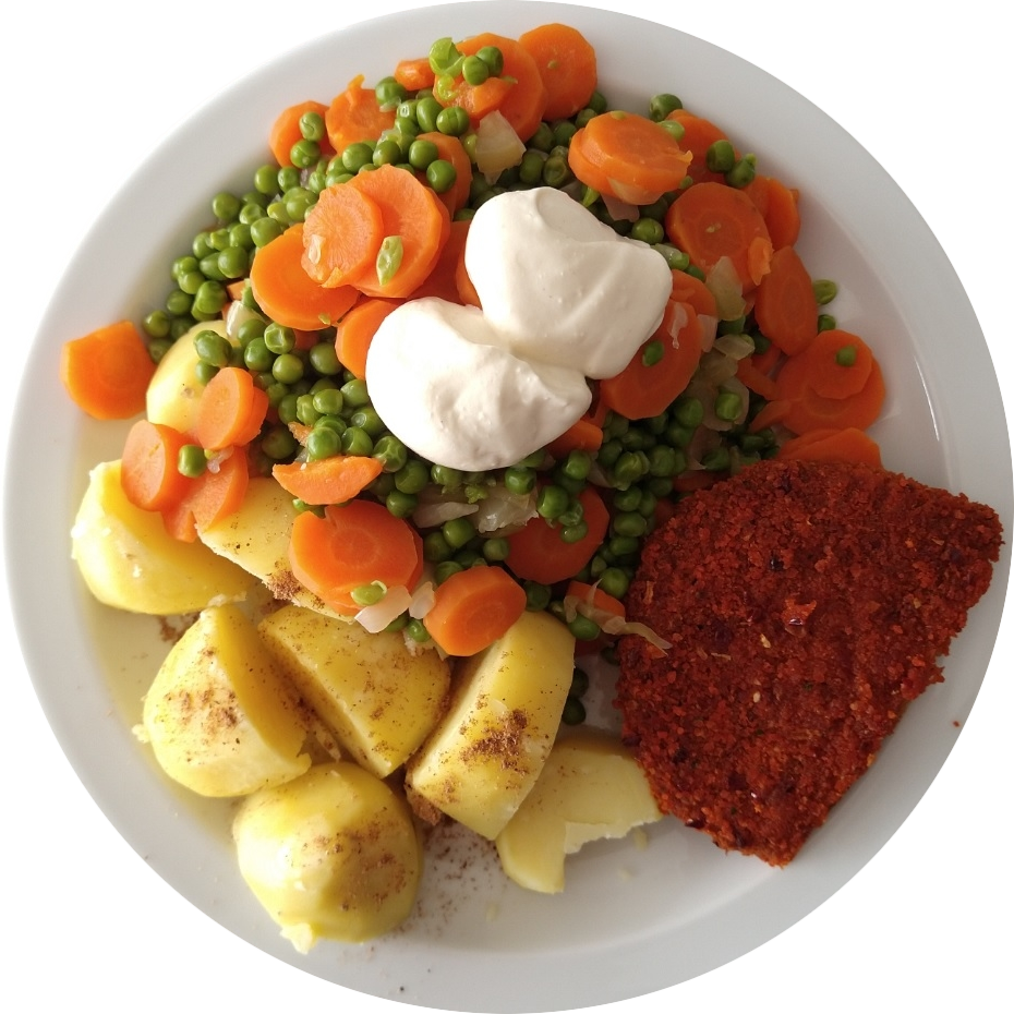 cottage cheese mosterd dressing caloriearm recept gezonde gerechten