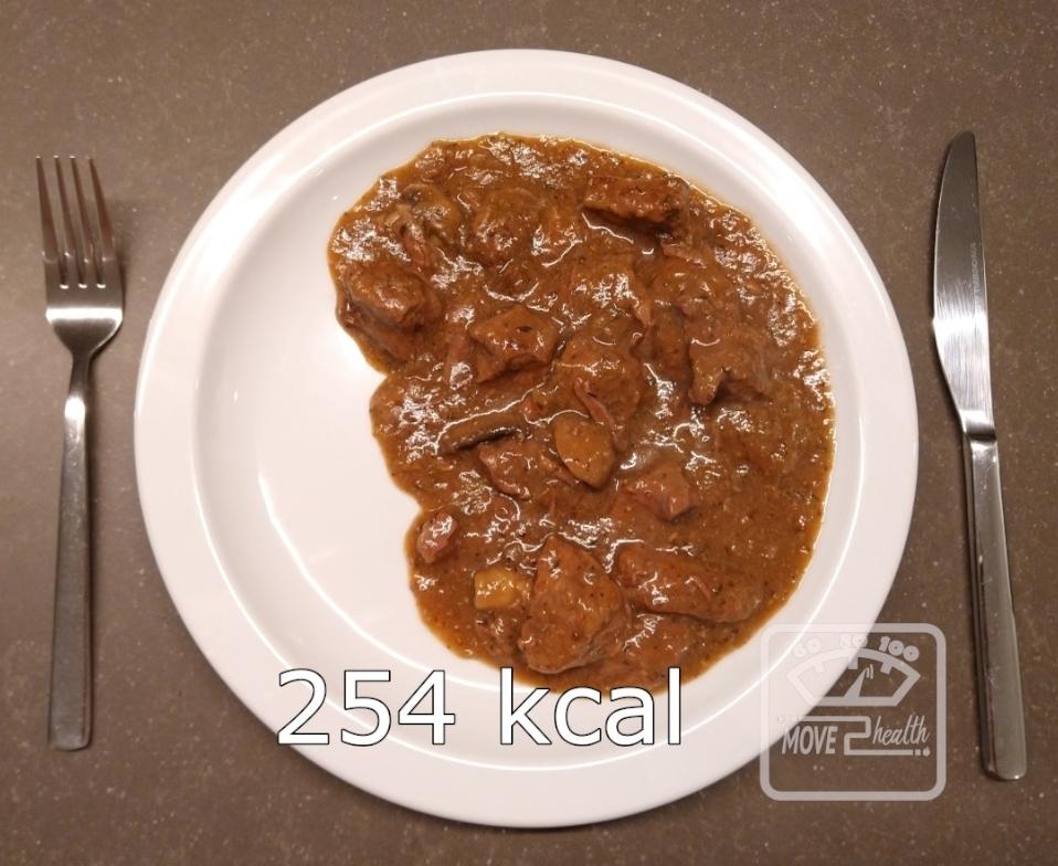 gezond stoofvlees recept 254 kcal portie caloriearm