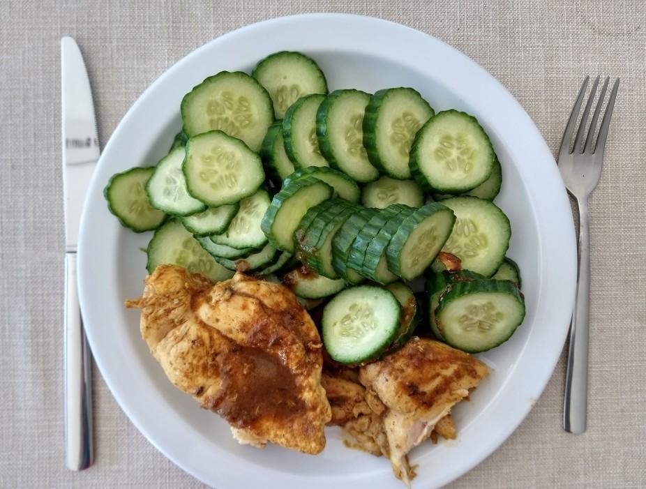keto dieet middagmaal voorbeeld recept