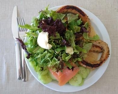 keto dieet middagmaal