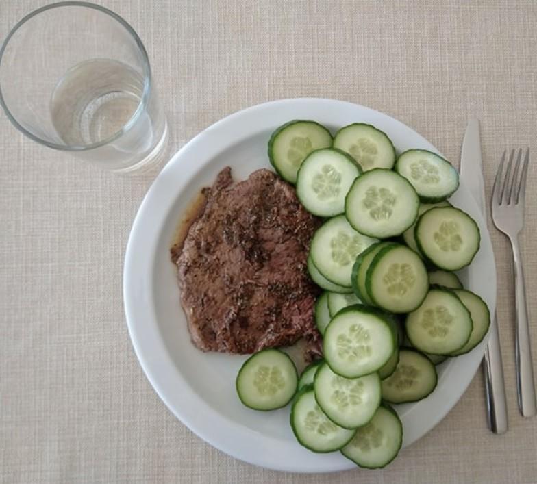 ketogeen dieet middagmaal recept