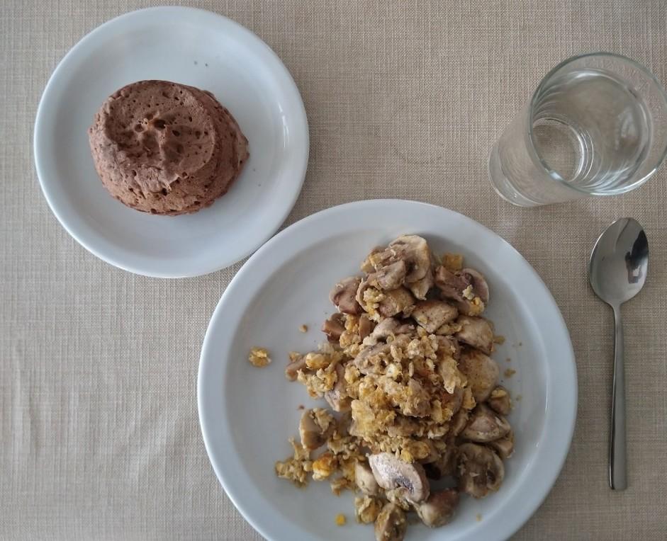 keto dieet ontbijt voorbeeld