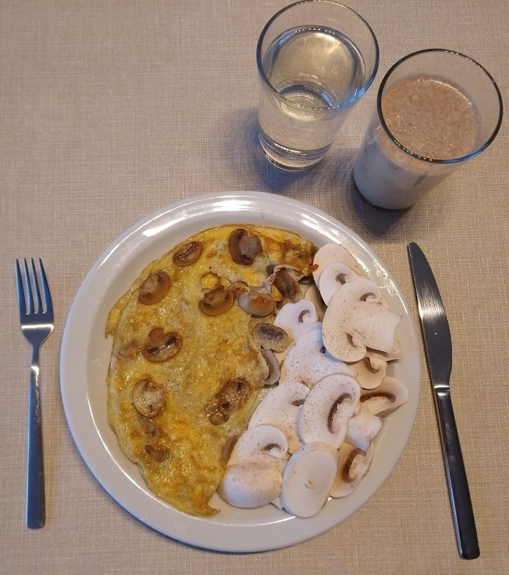 ketogeen dieet ontbijt voorbeeld