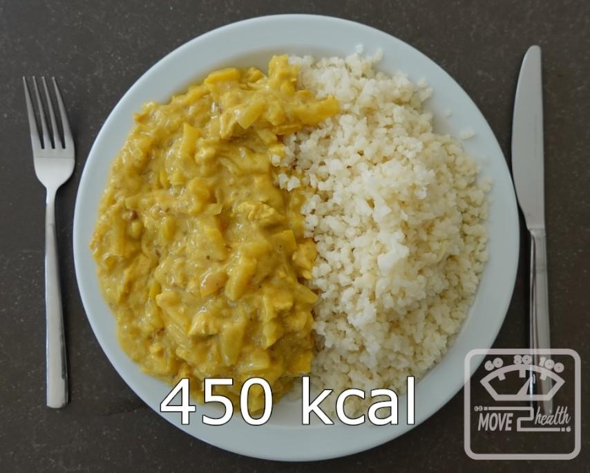 kip curry met ananas en appel recept