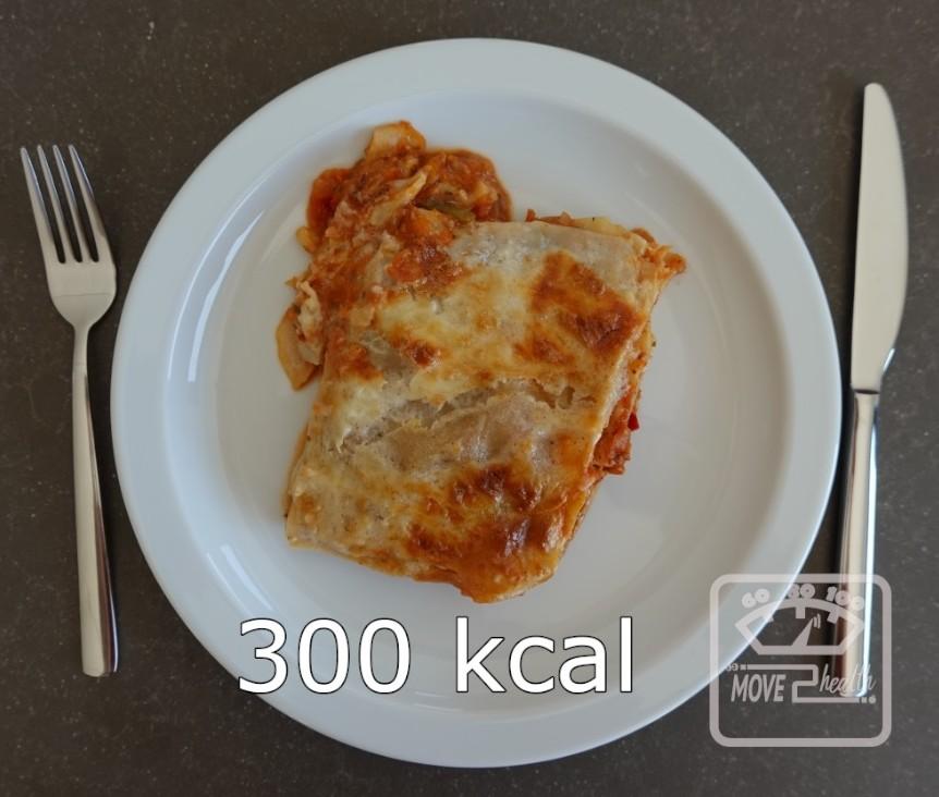 lasagne bolognese caloriearm recept 300 kcal