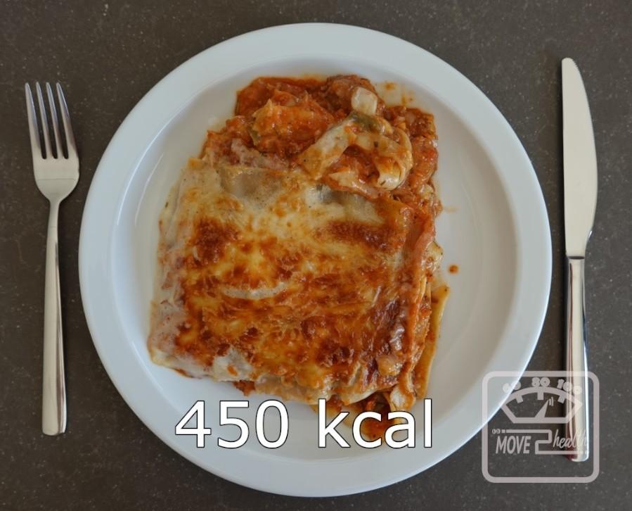 lasagne bolognese caloriearm recept 450 kcal