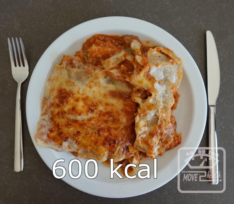 lasagne bolognese caloriearm recept 600 kcal