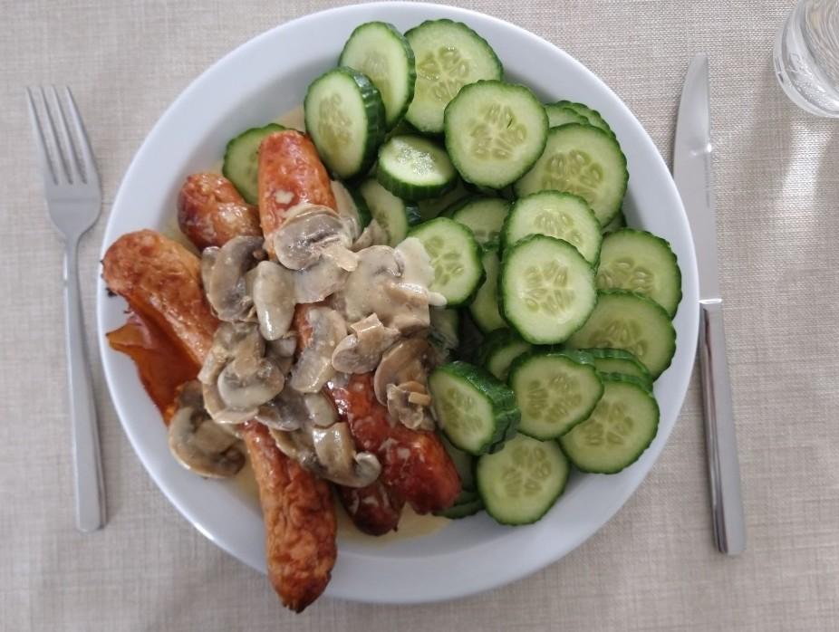 middagmaal keto dieet