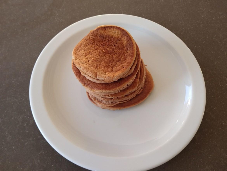 ontbijt keto voorbeeld