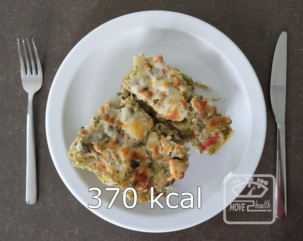 vislasagne met broccoli recept 370 kcal portie gezond afvallen