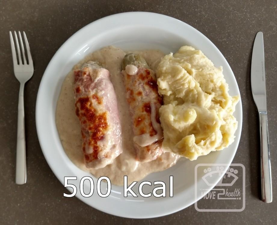 witloof met ham gezond recept caloriearm zonder boter 500 kcal