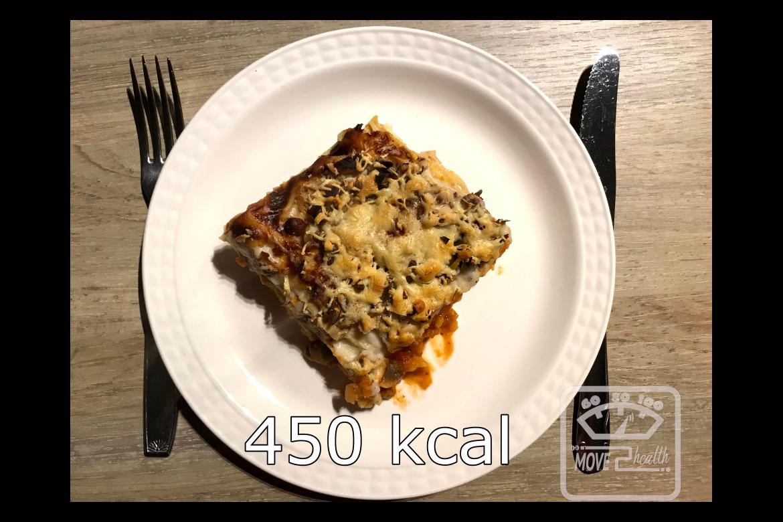 Pompoenlasagne 450 kcal