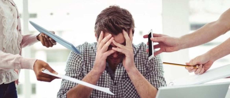 Kan stress ervoor zorgen dat je niet afvalt?
