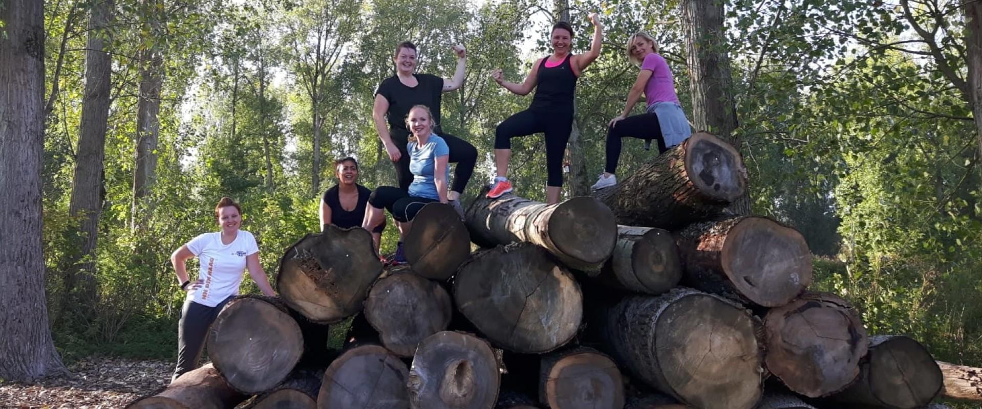 Coronaproof sporten in Schiedam