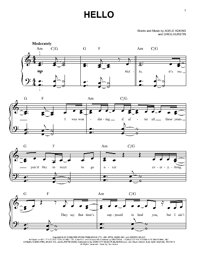 Fabulous Gevorderde kinderliedjes op de piano #NK72