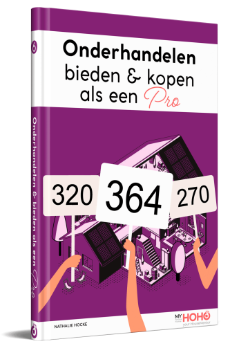 bod uitbrengen op huis e-book
