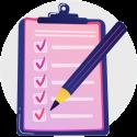 checklist scheurmuren