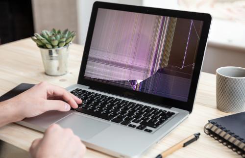 laptop-scherm-gebroken