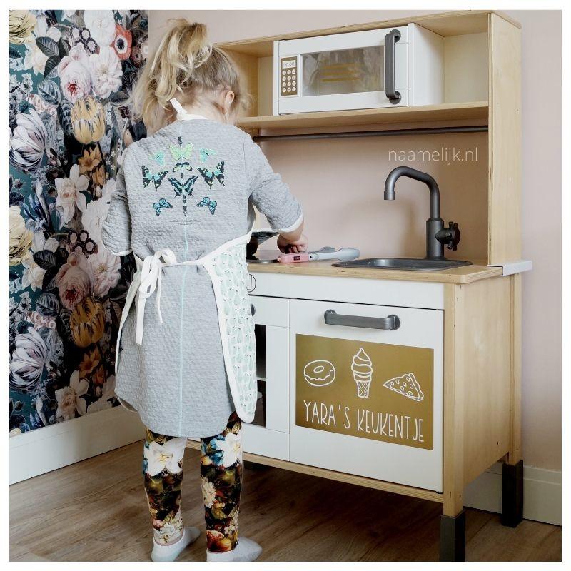 Ikea keukentje pimpen zonder verf