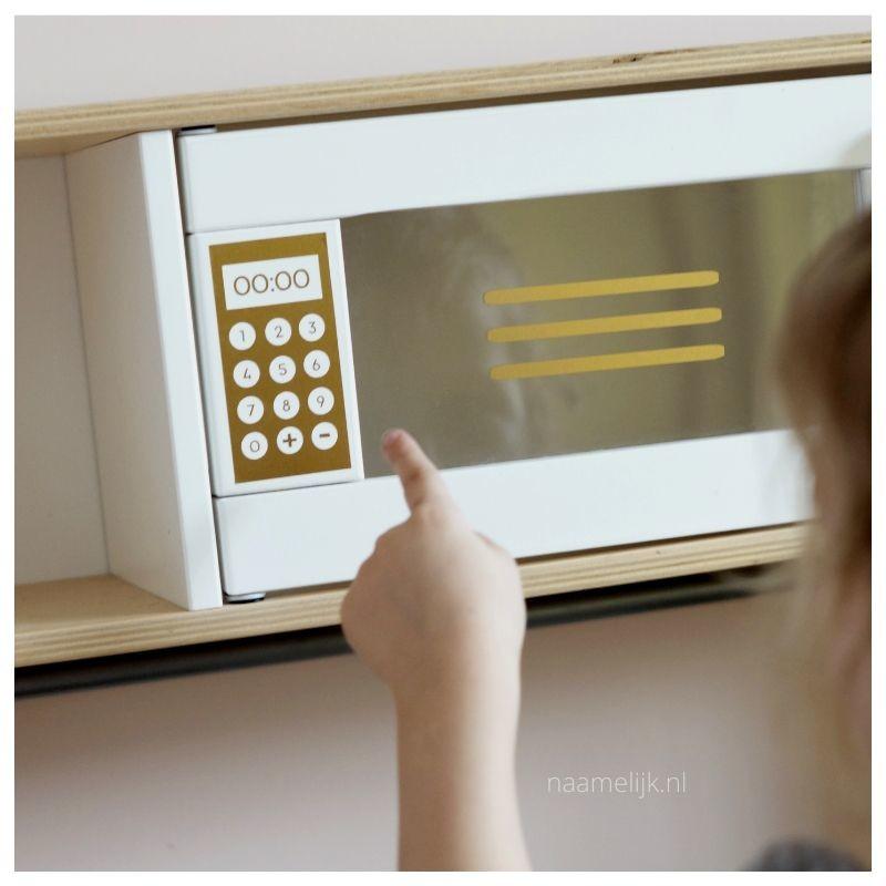 Ikea keukentje pimpen zonder verf - spelen