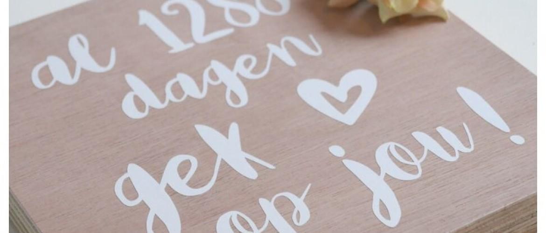 5 tips voor een persoonlijk cadeau voor valentijnsdag!