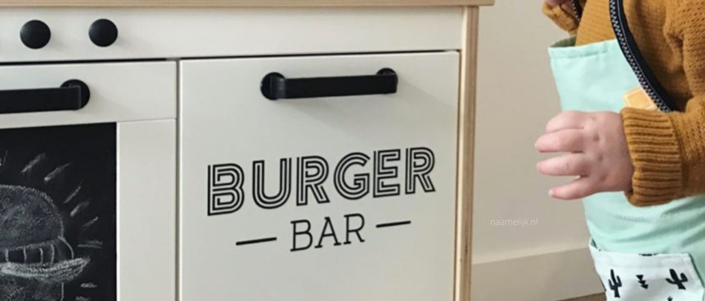 Populairste keuken stickers om je Ikea keukentje te pimpen