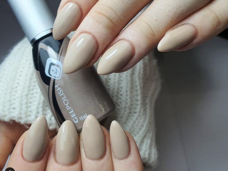 kakstrak gelakte nagels zijn wel een echte handtekening van sabine mus van nagelstudio assen