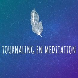 schrijven na meditatie