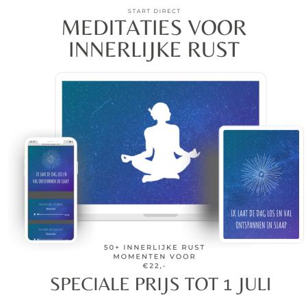 meditaties voor innerlijke rust