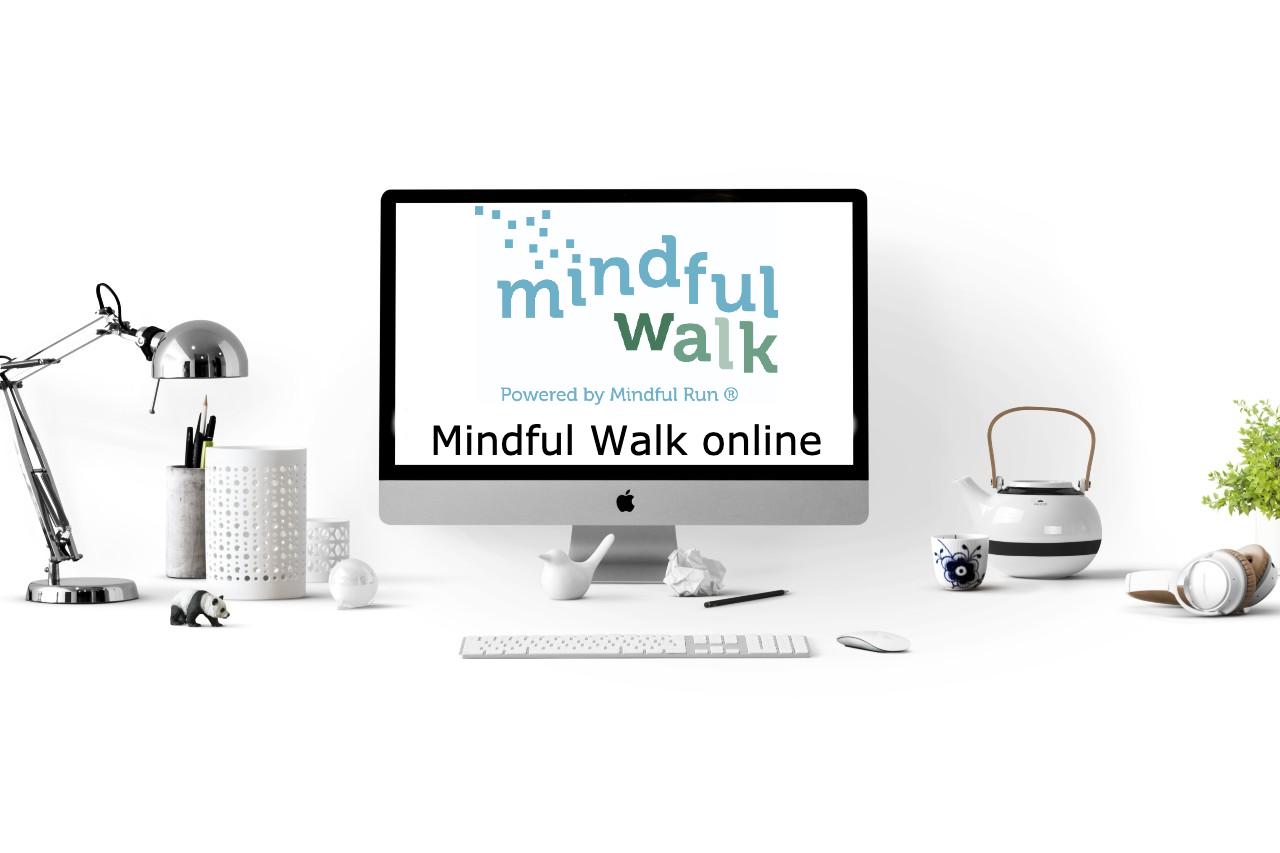 Online Mindful Walk cursus