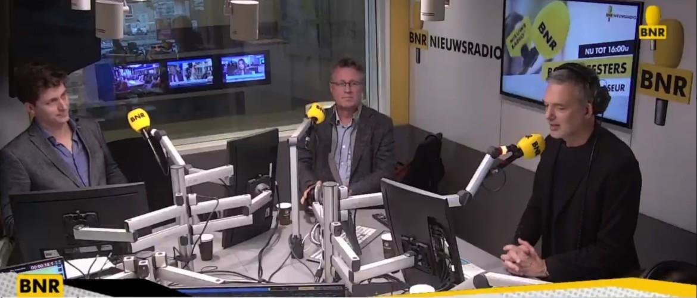 BNR Nieuwsradio: Bouwmeesters | Je kunt het dak op!